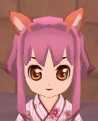 ネコ耳(ピンク)