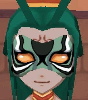 木霊の面具
