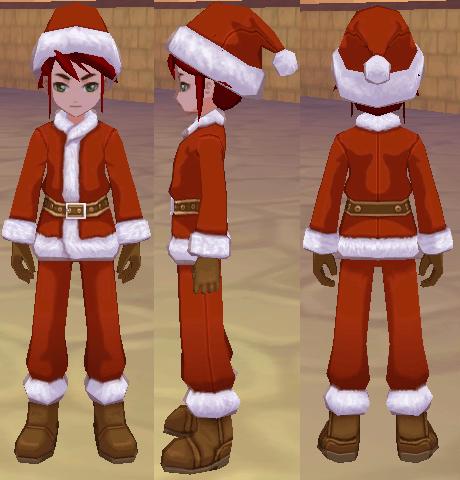 サンタ服 サンタ帽子