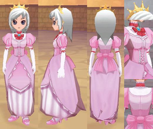 プリンセスドレス プリンセスティアラ
