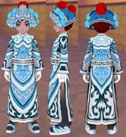 京劇の衣装 京劇の帽子