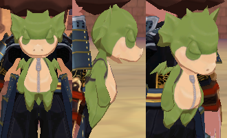 グリーンチビドラゴンⅠ