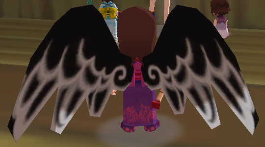 八咫烏の翼