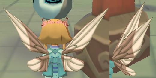 小妖精の羽