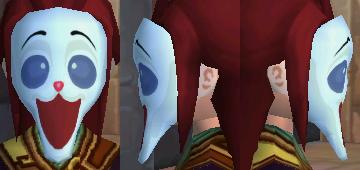 ピエロクラウンマスク