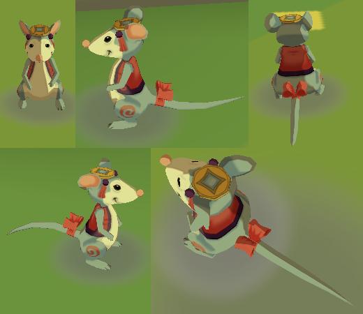 銭鼠のケース